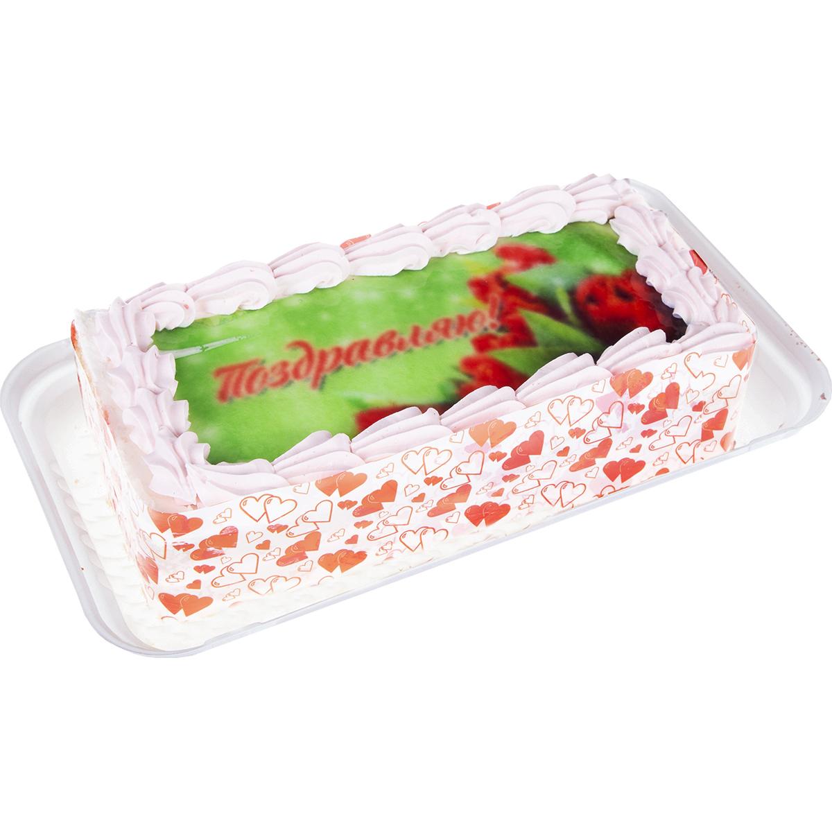 Торт Праздничный, 600 г