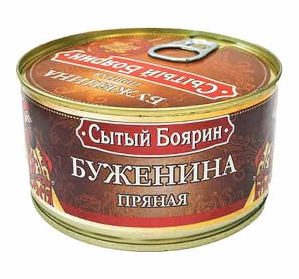 Буженина пряная Сытый боярин 325гр