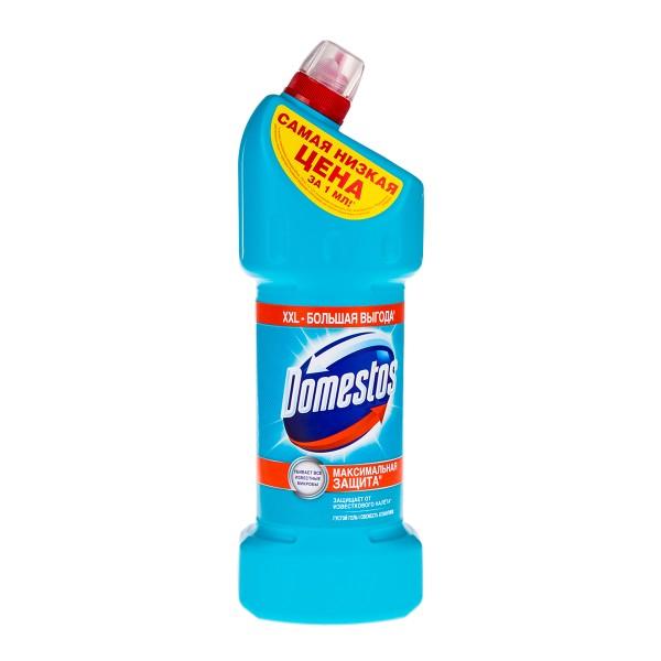 Средство чистящее Domestos 1,5л свежесть атлантики