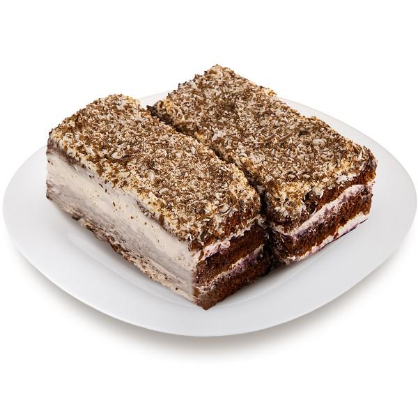 Торт Сметанный с черникой производство Макси