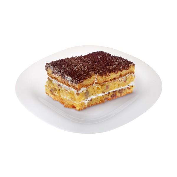 Торт Сметанник с изюмом производство Макси