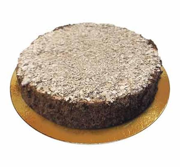 Торт шоколадный Трюфельный Производство Макси 0,8кг