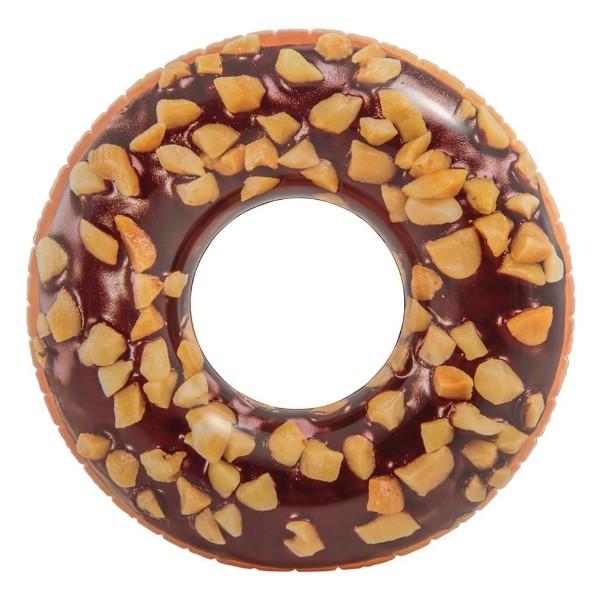 Круг надувной Пончик Intex 114см
