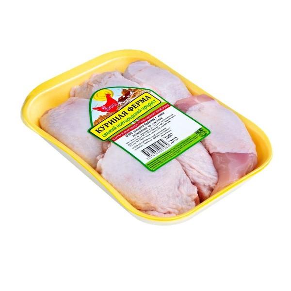 Бедро цыпленка-бройлера Особое охлаженное Куриная ферма