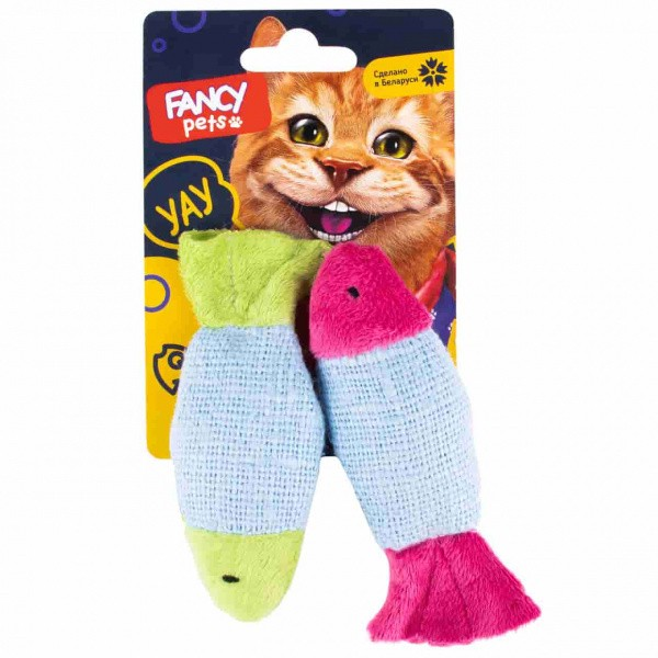 Игрушка для кошек Микс рыбок Fancy Pets