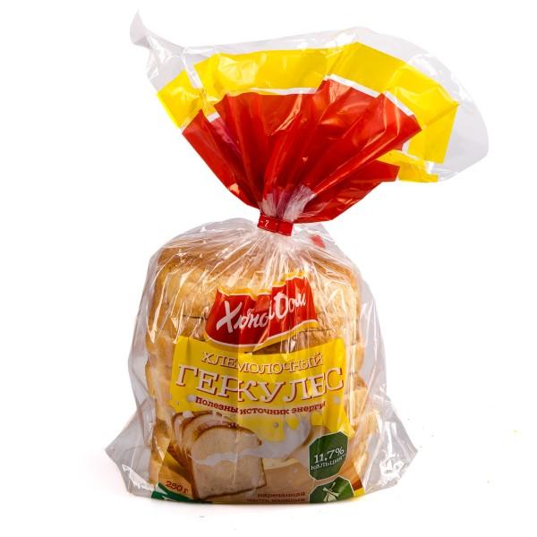 Хлеб Геркулес молочный Хлебный дом 250гр