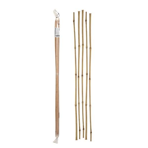 Опора бамбуковая D6-8мм 60см 5шт Garden Show