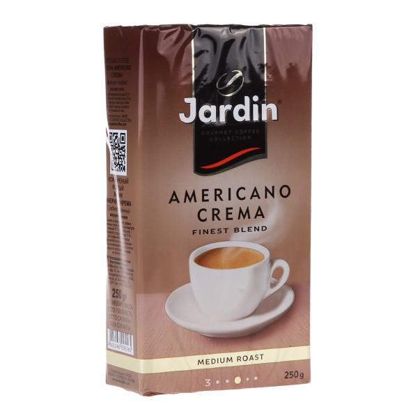 Кофе молотый Jardin Americano Crema 250гр