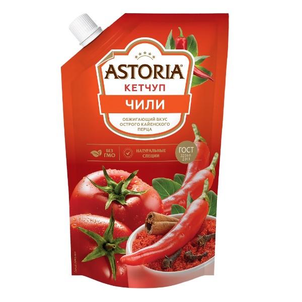 Кетчуп Чили Astoria 330гр