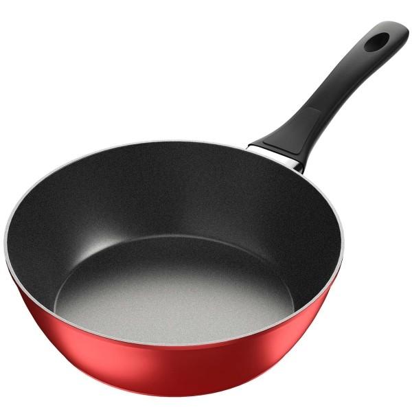 Сковорода глубокая антипригарная Ruby 24см