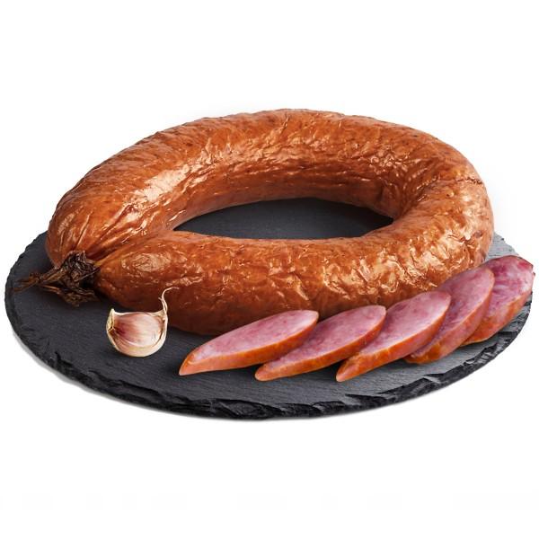Колбаса полукопченая Краковская  Вологодский мясокомбинат