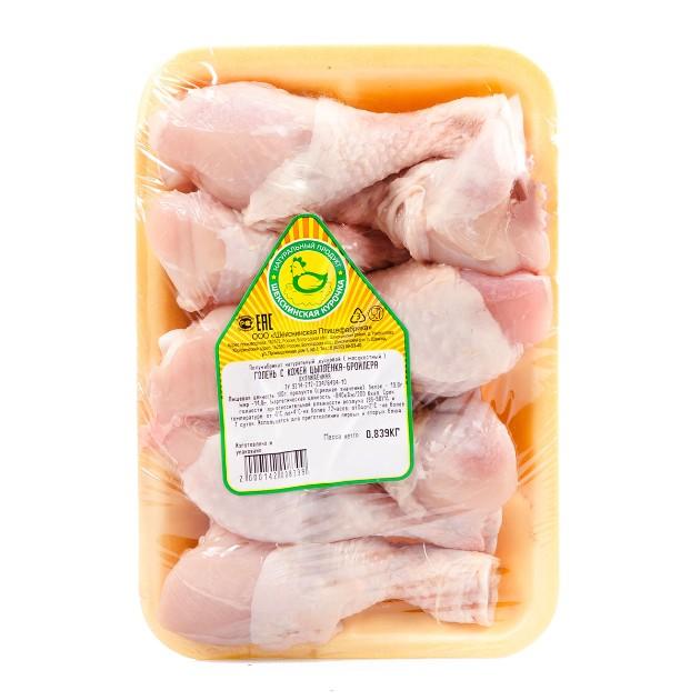 Голень с кожей цыпленка-бройлера охлажденная Шекснинская курочка