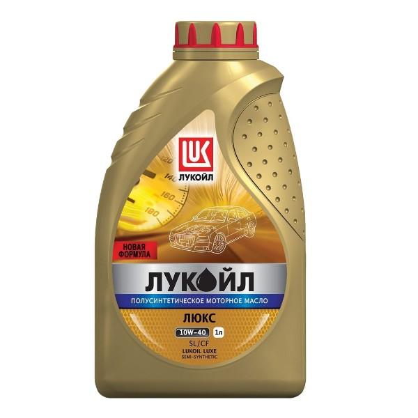 Масло моторное Лукойл Люкс 10W-40 SL/CF 1л