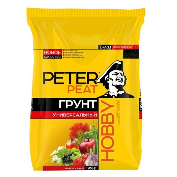 Грунт универсальный Hobby Peter Peat 20л
