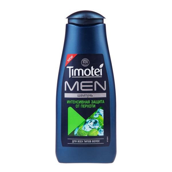 Шампунь Timotei Men Интенсивная защита от перхоти 400мл