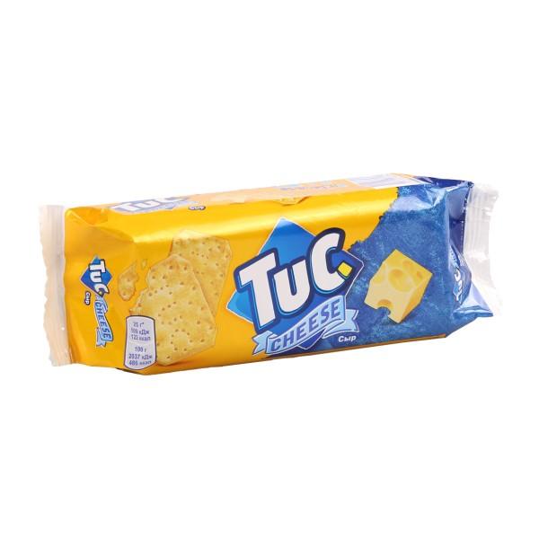 Крекер TuC 100гр с сыром
