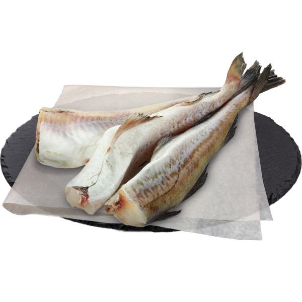 Минтай без головы замороженный Арт-рыба 1кг