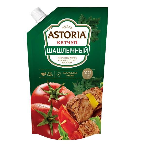 Кетчуп Шашлычный Astoria 330гр