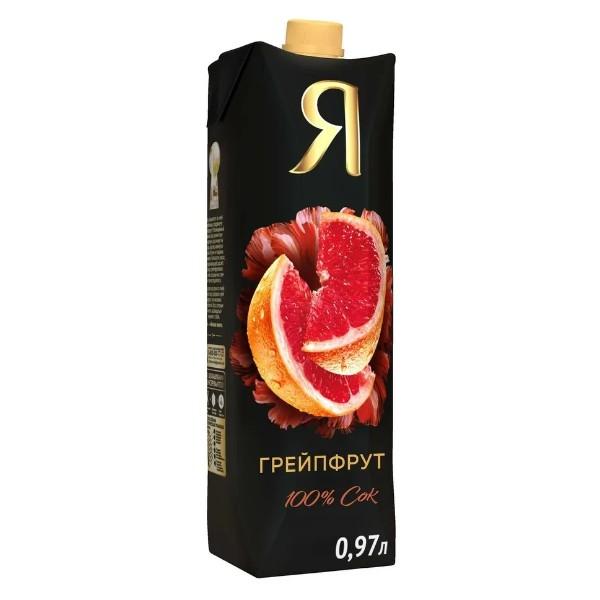 Сок Я премиум 0,97л грейпфрут