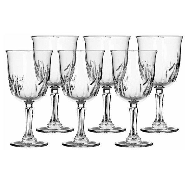 Набор бокалов для вина Pasabahce Karat 335мл 6шт