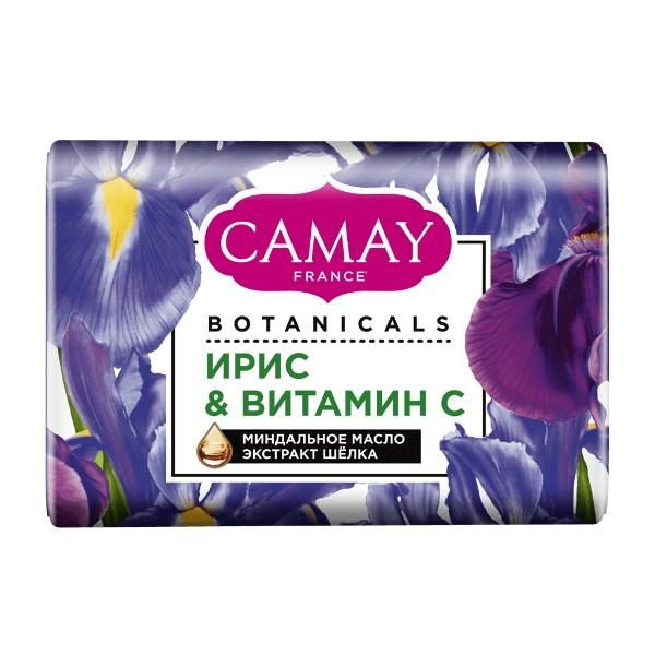 Мыло туалетное Сamay botanicals 85г благоухающий ирис