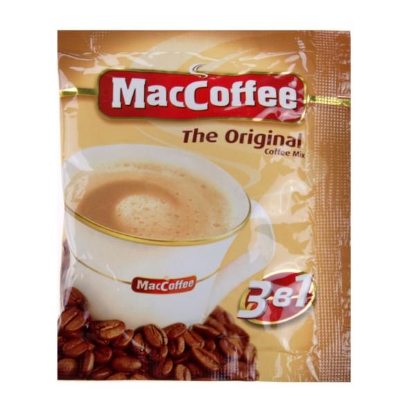Напиток кофейный MacCoffee Original 3в1 20гр