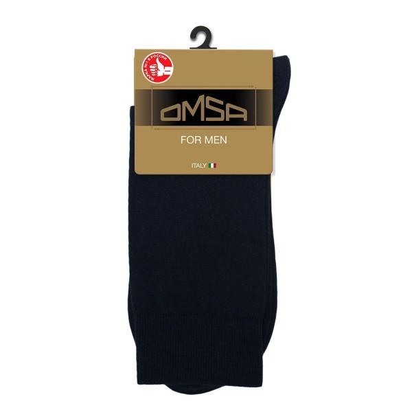 Мужские носки Classic Omsa р.42-44 nero
