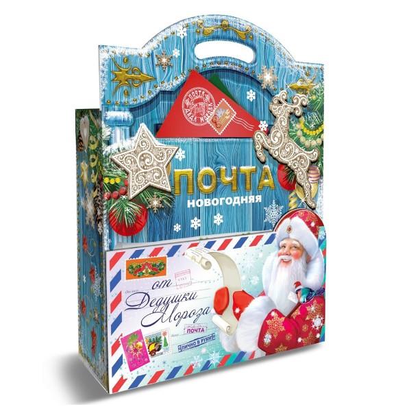 Подарок новогодний Снежная почта Подарки Макси 700г