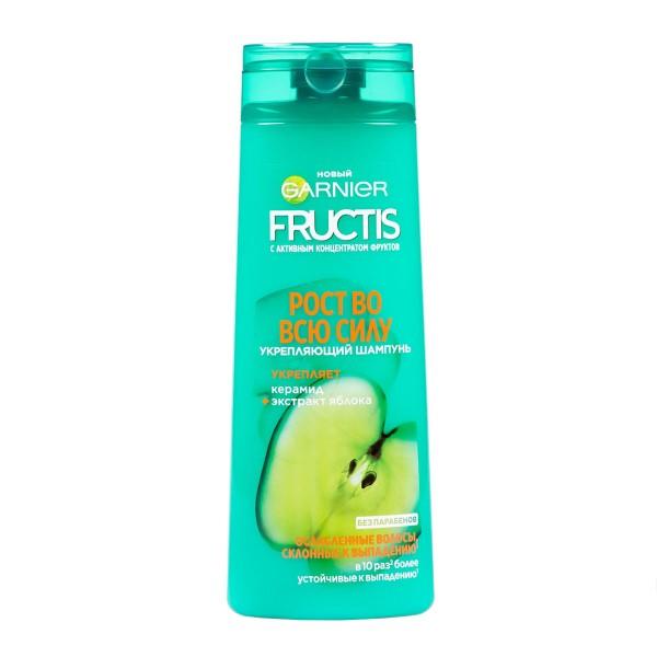 Шампунь Fructis Рост во всю силу 400мл