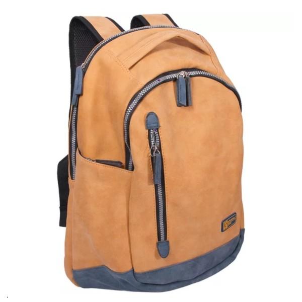 Рюкзак оранжевый Феникс+ 46х31х15см