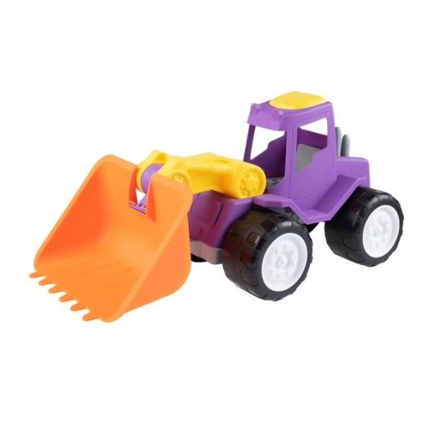 Трактор с грейдером Fancy