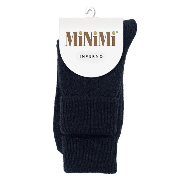 Носки женские Inverno шерсть Minimi nero
