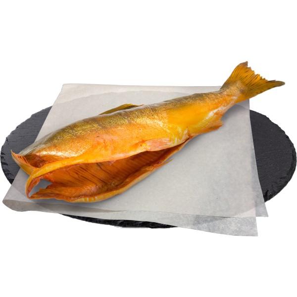 Горбуша потрошеная горячего копчения Арт-рыба