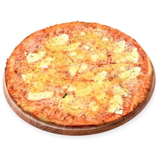 Пицца Сырная 1кг производство Макси