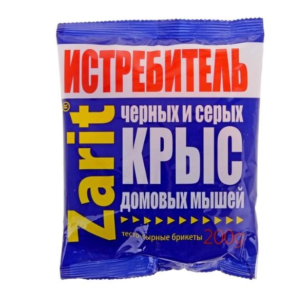 Тесто-сырные брикеты Зарит Трикота 200гр