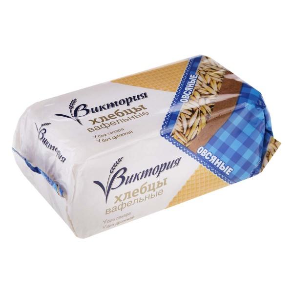 Хлебцы Виктория 60гр овсяные