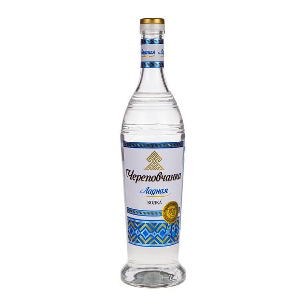 Водка Череповчанка 0,5л 40%