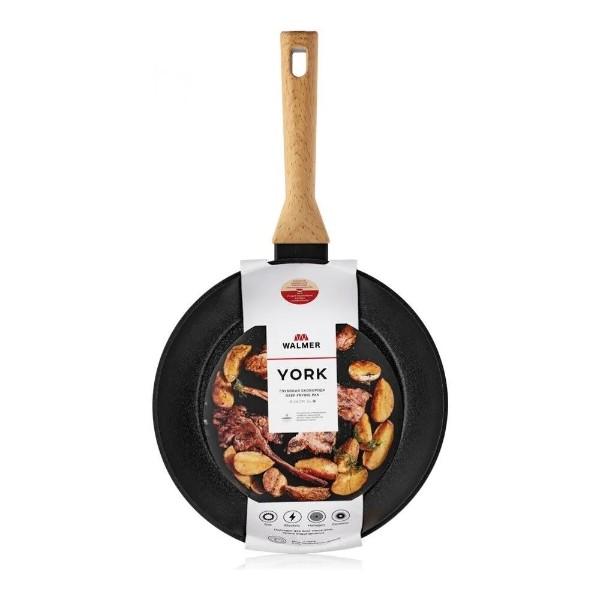 Сковорода York глубокая индукция 24см