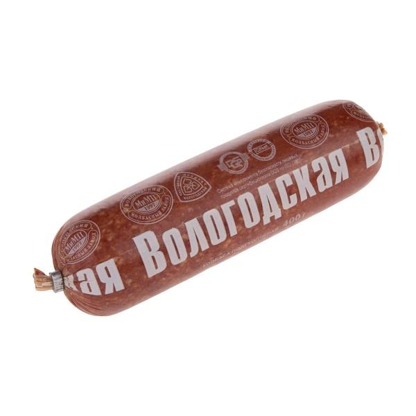 Колбаса полукопченая Вологодская Вологодский колбасный завод 400г