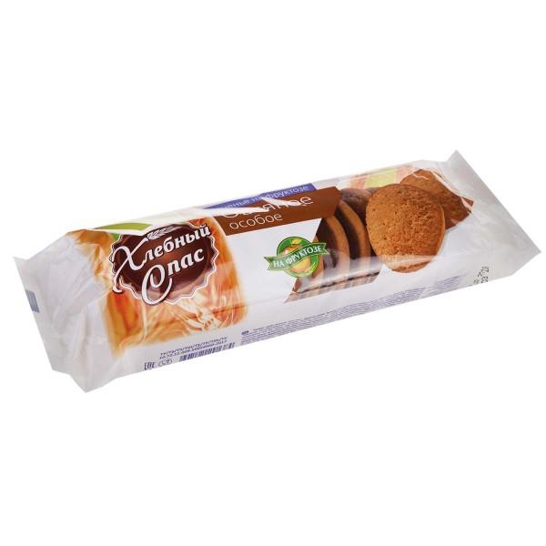 Печенье на фруктозе овсяное Особое Хлебный Спас 250гр