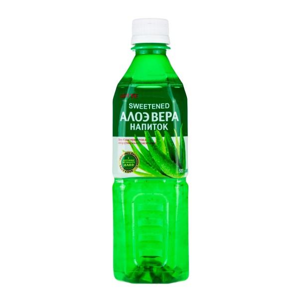 Напиток Алоэ вера Lotte Sweetened 500мл оригинал