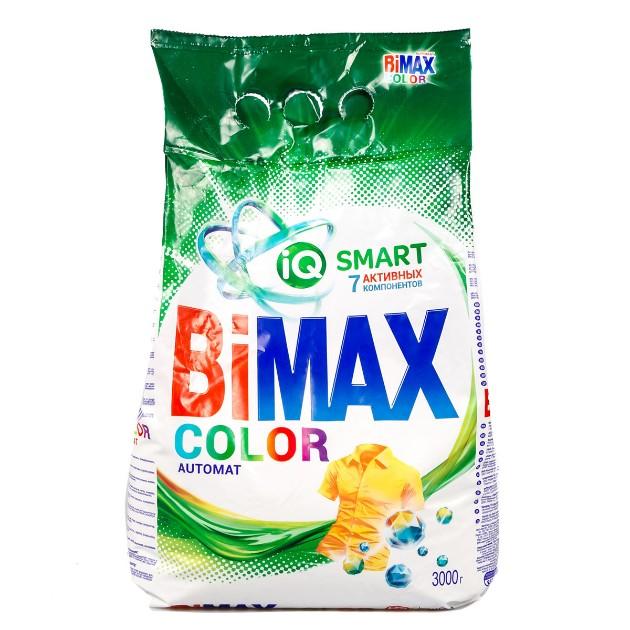Порошок стиральный Bimax Color 3кг