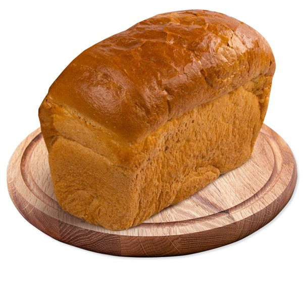 Хлеб пшеничный формовой 350гр производство Макси