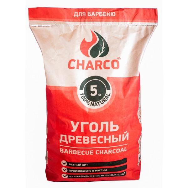 Уголь древесный 5кг (товар может отличаться от товара на фото)*