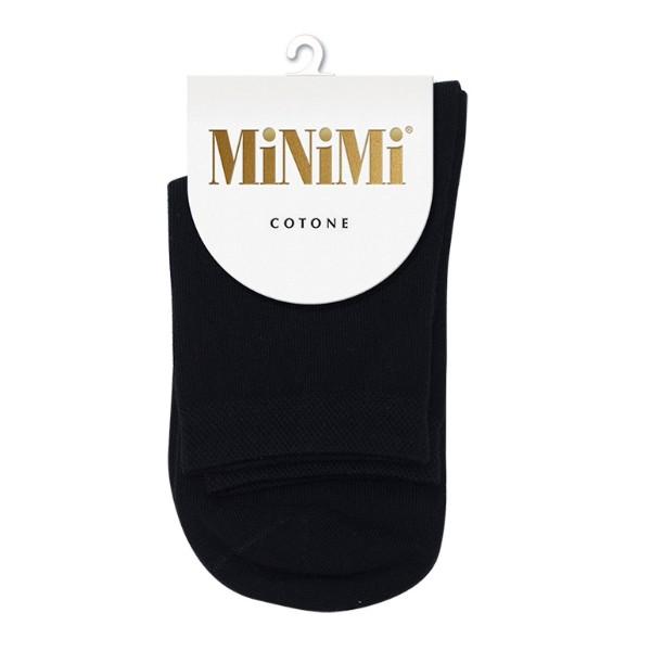 Носки женские Mini Cotone MiNiMi nero р.35-38