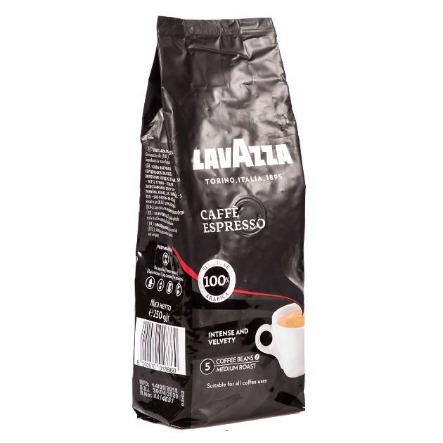Кофе в зернах Lavazza Esspresso 250гр