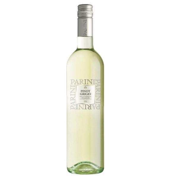 Вино белое полусухое Parini Pinot Grigio 12% 0,75л