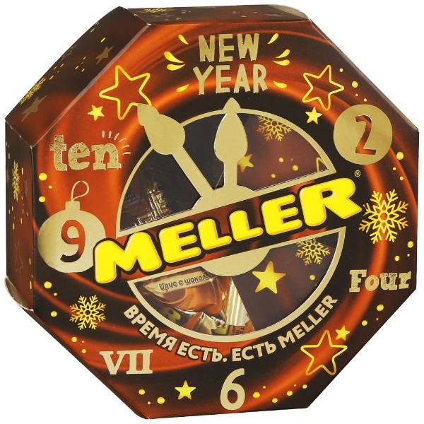 Подарок новогодний Часы Меллер 84гр