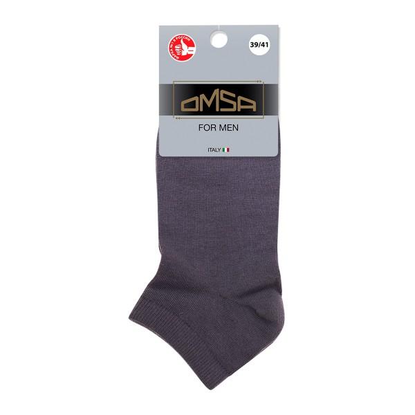 Носки мужские Omsa for men Eco grigio scuro р.39-14