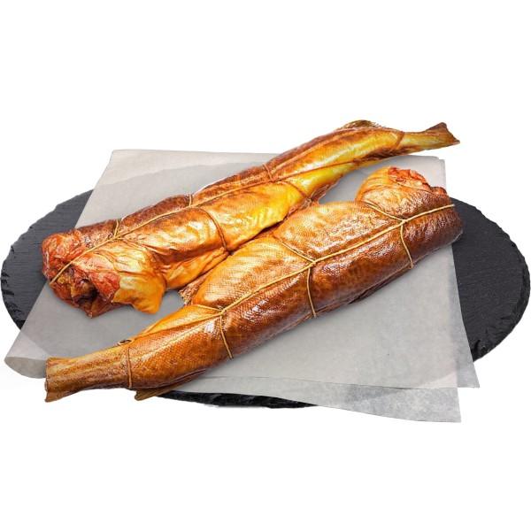 Треска горячего копчения Арт-рыба